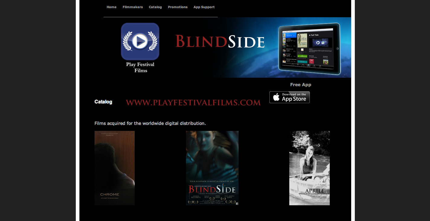 BlindSide playfestivalfilms