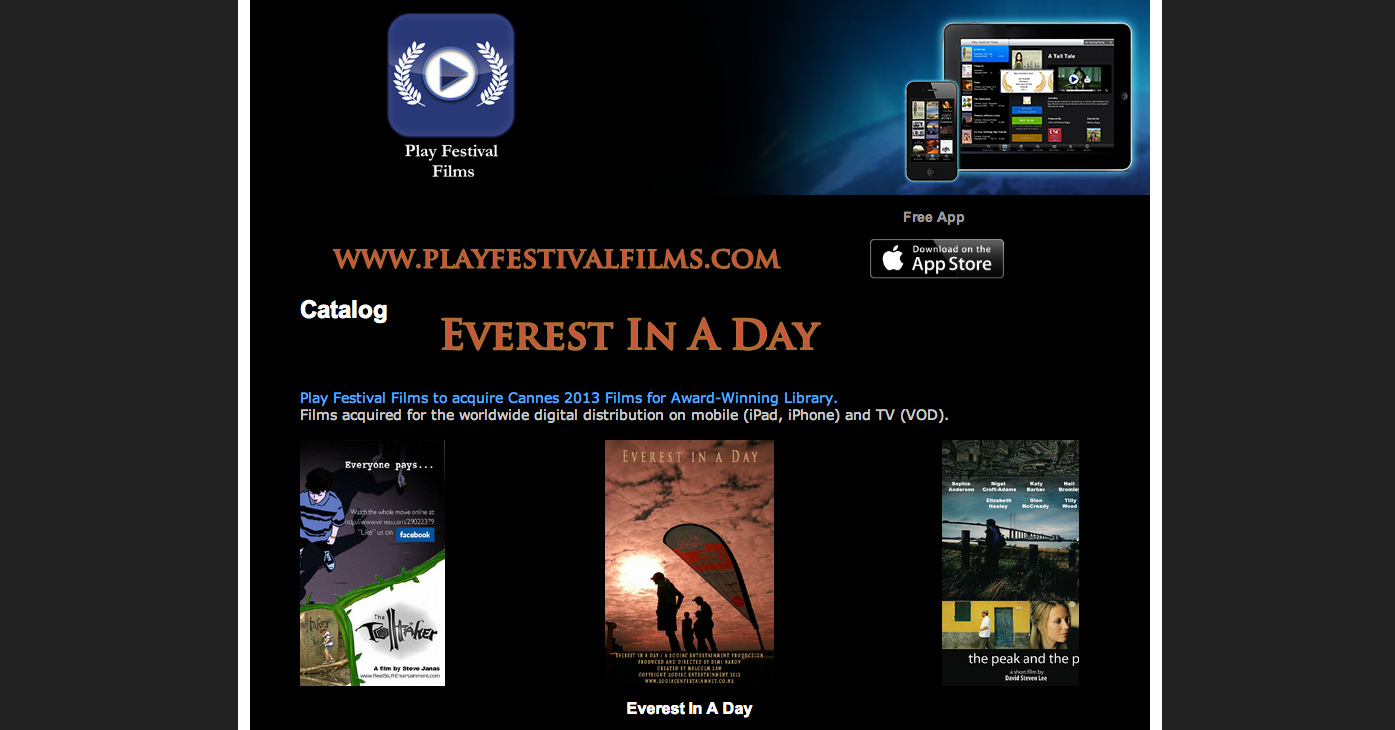 Everest in a Day Playfestivalfilms