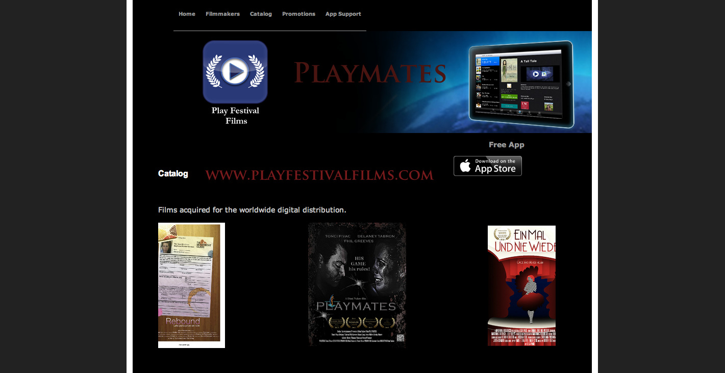 Playmates playfestivalfilms