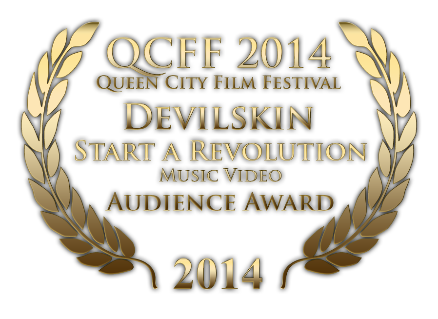 QCFF - Audience Award - Devilskin - SAR - 2014