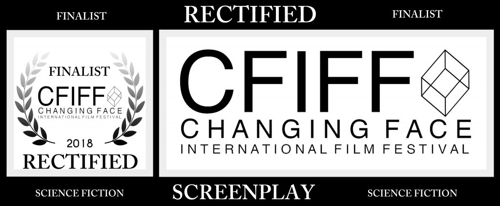 Two Sci-Fi Screenplays FINALISTS at Changing Face